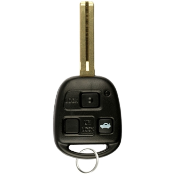 New Keyless Entry Remote Control Car Key Fob Replacement for HYQ1512V 4C