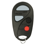 New Keyless Entry Remote Key Fob for 2000-2004 Nissan Sentra (NHVBU427)