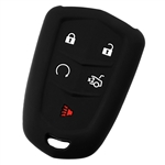 Key Fob Keyless Entry Remote Cover Protector for 2014-2017 Cadillac