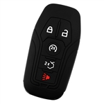 Key Fob Keyless Entry Remote Cover Protector for 2015-2017 Ford
