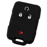 Key Fob Keyless Entry Remote Cover Protector for 2014-2018 Chevy Silverado Colorado GMC Sierra Canyon M3N-32337100