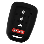 Key Fob Keyless Entry Remote Cover Protector for 2013-2017 Honda