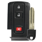 New Black Non Smart Key Fob Keyless Entry Remote for 2004-2009 Toyota Prius (89070-47180)