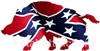 Rebel Flag Wild Hog