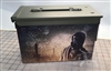SHTF Gas Mask Ammo Can Box Wrap Set