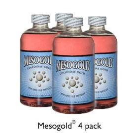 MesoGold® 250mL(8.45 oz) 4 Pac