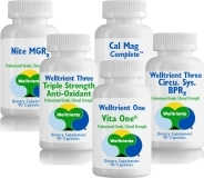 Welltrient BPRx Pack- Five Bottle Set