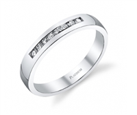 Bella Donna 4mm Platinum Band