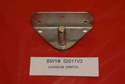 RUDDER GUDGEON, PINTLE STYLE, PAIR