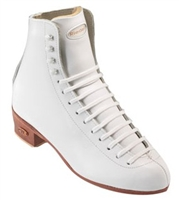 220 Silver Medallion Skate Boots - Discontinued Model