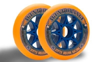 Agent Orange Inline Speed Wheels