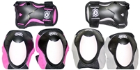 Armor Junior Elbow/Knee/Wrist Pads - 3 pk