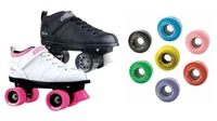 Chicago Bullet Outdoor Roller Skates