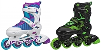 Carver Size Adjustable Inline Skates