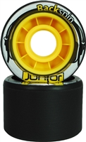 Caution Tape Jam Wheels (set of 8)