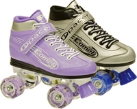 Pacer Comet Roller Skates with Light-up Wheels