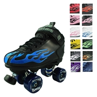 Rock Flame Outdoor Roller Skates