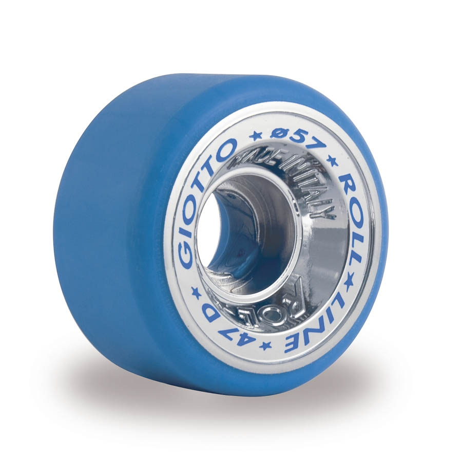Roll-Line Professional Light FreeStyle Wheels Set of 8, 55mm