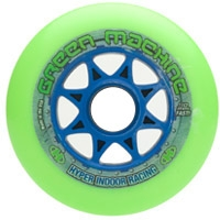 Green Machine Inline Wheels