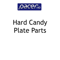 Hard Candy Plate Parts