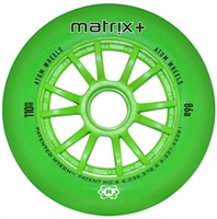Matrix + Outdoor Speed Inline Wheels
