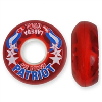 Patriot Inline Goalie Wheels (Set of 10)