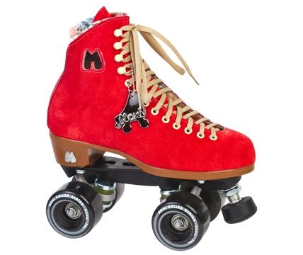 Roller skates red - Roller Skates Red 25