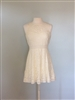 Rebellion Ivory Dress Large