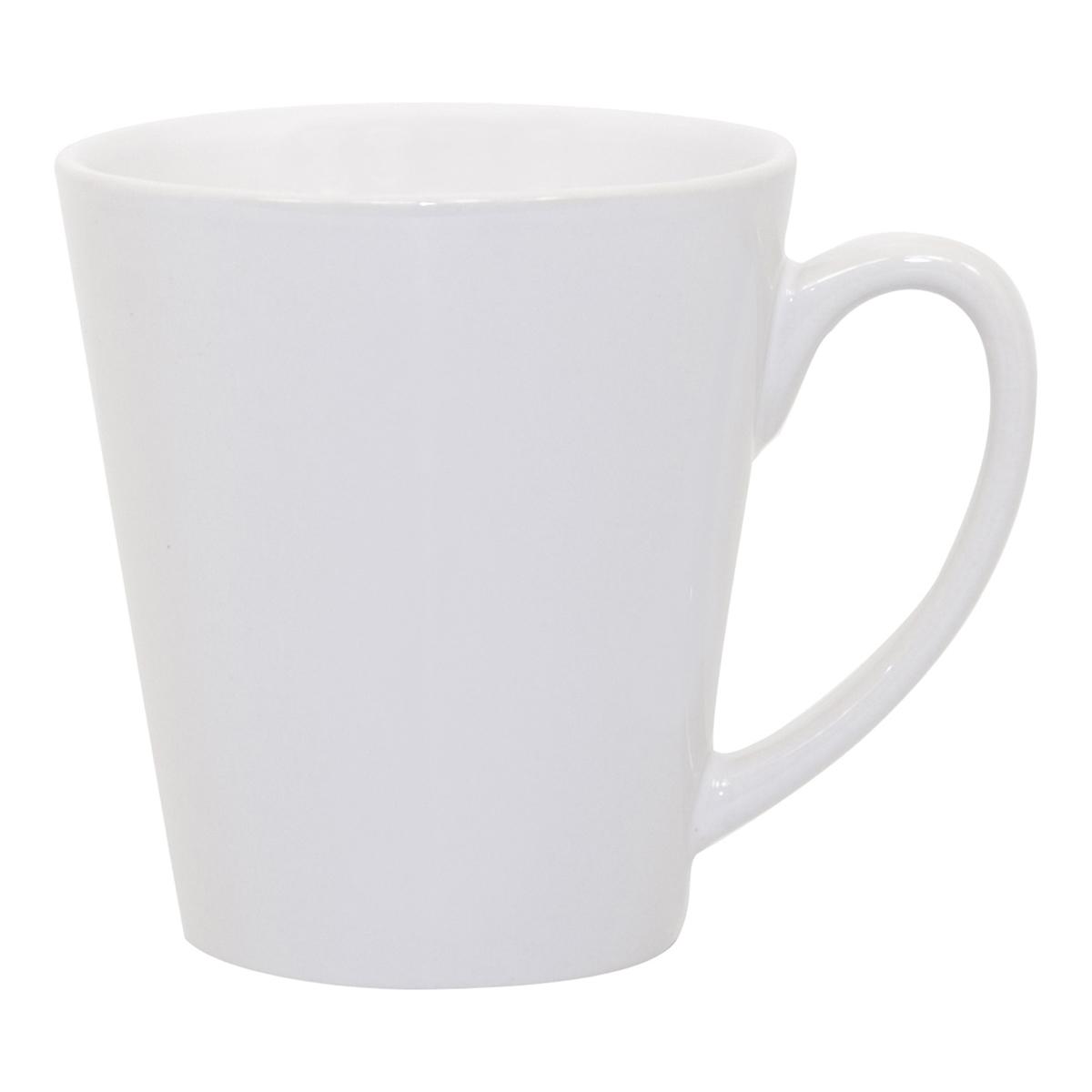 mug   oz - latte mug   oz