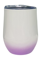 12 oz. Orca Stainless Steel Wine Tumbler - Purple Gradient