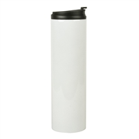 20 oz Stainless Steel  Thermal Tumbler - White - Orca