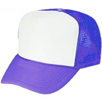 Trucker Cap - Purple