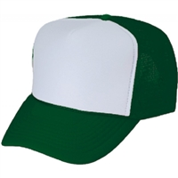 Trucker Cap - Dark Green