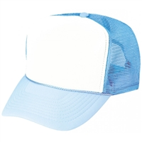 Trucker Cap - Columbia Blue