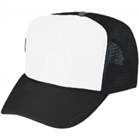 Trucker Cap - Black