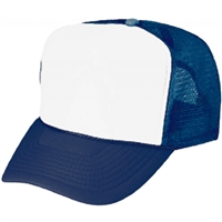 Trucker Cap - Navy