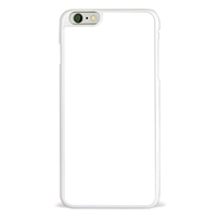 iPhone 6 Plus Hard Case - White