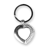 Sublimation Key Chain - heart