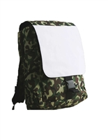 Back Pack - Camouflage - Big