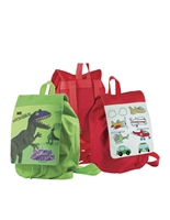 Children's Rucksack - Red