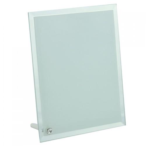Glass Frame Mirror Edge 7 X 9