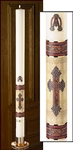 Kells Cross Paschal Candle