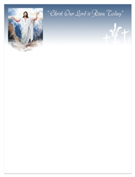 2019 Easter Letterhead - Christ the Savior