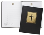 Inspirational Psalms Color Guest Book With Gold Foil