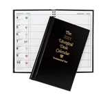 The Hard Cover Liturgical Desk Calendar