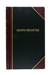 Church Death Register