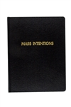 Desk Size Mass Intention Book