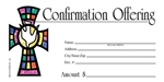 S6515 - Confirmation Offering Envelope - Full Color