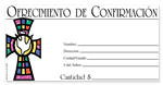 S6515S - Spanish Confirmation Offering Envelope - Full Color