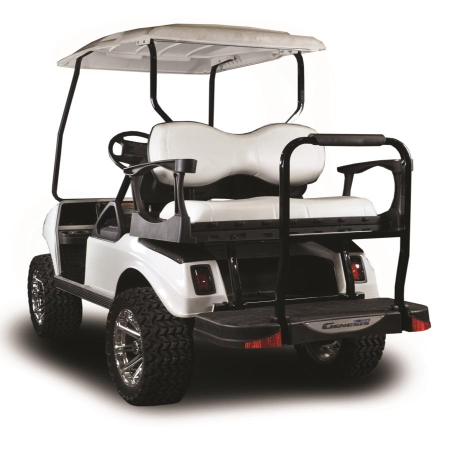 Madjax Golf Cart Rear Seat Kits on e-z-go golf cart, stens golf cart, club car golf cart, franklin golf cart, orlimar golf cart,